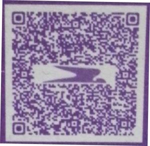probá de escanear el código con tu Smartphone!!!
